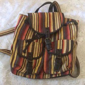 Baja/western backpack